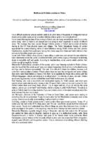 Multiracial Britain confuses poles – Un texte tiré de l'Observer (15 avril 2007)