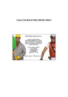 Publicité sur Ethnic Recruitment