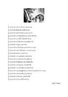 Poème de Mère Thérésa – La vie est une chance
