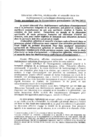Education affective, relationnelle et sexuelle dans les établissements catholiques d'enseignement – Texte de la commission permanente de l'enseignement catholique